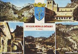 St Guilhem Le Désert   H160         5 Vues Diverses - Francia