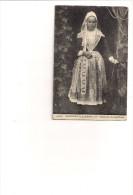 Bretagne - Costume De Mariage (plougastel Daoulas) - Europe