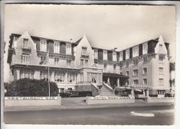 PORNICHET 44 - HOTEL MAZY PLAGE : 183 Bld Des Océanides - CPSM Dentelée Noir Blanc GF Peu Fréquente - Loire Atlantique - Pornichet