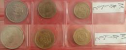 MAROC MOROCCO MAROKKO Lot De 3 Pièces De Monnaie / Coin / Münze - Morocco