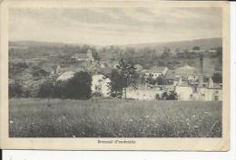 Bréménil   Carte Allemande - France