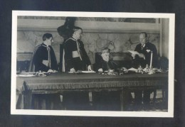 Italia *S. E. Benito Mussolini Legge La Credenziale* Nueva. - Historia