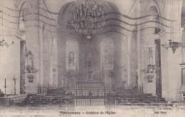 Montmagny, Intérieur De L' Eglise - Autres Communes