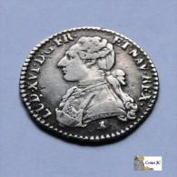 Francia - Luis XVI - 12 Sols - 1778 - 987-1789 Monedas De La Realeza