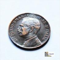 Italia - 2 Centesimi - 1911 - 1861-1946: Königreich