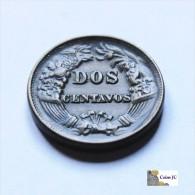 Perú - 2 Centavos - 1876 - Perú