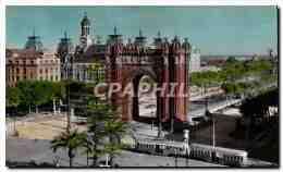 CPM Barcelona Arco Del Triunfo - Barcelona