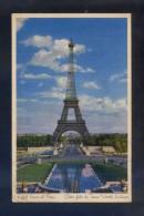 USA. TWA. *Eiffel Tower At Paris* Nueva. - Aviones