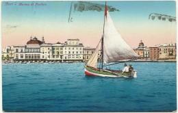BARI  MARINA DI POSILLIPO - Bari