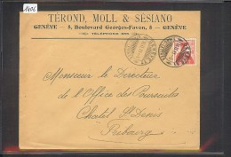 SUISSE - GENEVE - TEROND, MOLL & SESIANO - Svizzera