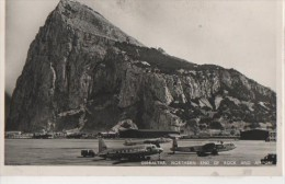 NORTHERN END OF ROCK AND AIRPORT - Gibraltar