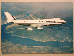 Boeing 747, Air France - 1946-....: Moderne