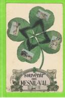Souvenir de Mesnil-Val, geschreven door �Clemence Pontet� vrouw van E Pontet, dir, theatre royal anvers