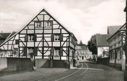 MÜHLHEIM-RUHR - 1960 , Düsseldorfer Strasse - Deutschland
