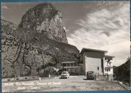 Sarche (Calavino, Trento): Bar Miravalle - Tornanti Del Limarò - Viaggiata 1962 - Semmering