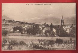 TCH-20  Annemasse Et Le Mont-Blanc  Non Circulé. GR 578 - Annemasse