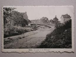 Moha, Le Pont Et La Mehaigne - Huy