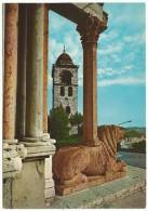 """Ancona, """"Cattedrale Di San Ciriaco - Particolare Del Protiro"""" - Ancona"""