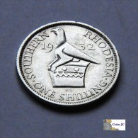 Rhodesia Del Sur - 1 Shilling - 1932 - Rhodésie