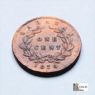 Sarawak - 1 Cent - 1870 - Kolonien