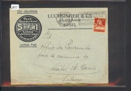 SUISSE - LUCHSINGER & Cie - HOCH GLANZCREME SIRAL - Suiza