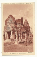 Cp, 75, Paris, Exposition Coloniale Internationale - 1931 - Angkor Vat, Galerie Nord-Est - Expositions