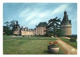 Cp, 86, Le Château De Touffou, Voyagée 1971 - Autres Communes
