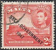 Malta SG238 1948 New Constitution 2d Good/fine Used - Malta