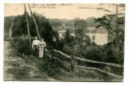 CPA   59 :  SAINS   Le Pont Animé   1903    A  VOIR  !!!!!!! - Other Municipalities