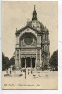 Paris :  Eglise Saint Augustin - N°210 LL - Eglises
