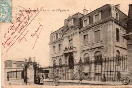 10 Bar Sur Seine La Caisse D'Epargne Animée - Bar-sur-Seine