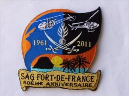 Patch De Gendarmerie - Police