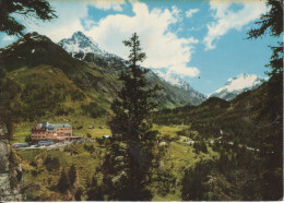 Maloja-Pass Mit Hôtel Kulm - GR Grisons