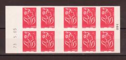 Carnet  N° 3744-C5  Neuf** NON PLIE (valeur Faciale Actuelle: 6.60€) - Carnets