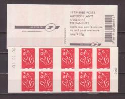 Carnet  N° 3744-C8  Neuf** NON PLIE (valeur Faciale Actuelle: 6.60€) - Carnets