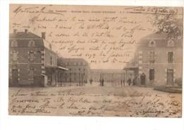 C P A---65---TARBES---quartier Soult Caserne D´artillerie--voir 2 Scans - Tarbes