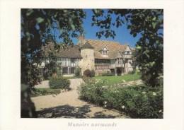 14 - CANAPVILLE - Manoir Des Evêques - Carte De Grand Format 17 X 11,5 - Edit. Baudry - France