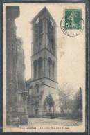 - CPA 95 - Louvres, Le Clocher Rue Des 2 églises - Louvres