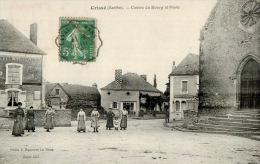 CRISSE    Centre Du Bourg Et La Poste - Otros Municipios