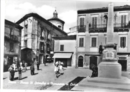 ABRUZZO-PESCARA-PENNE PIAZZA VENTI (20)SETTEMBRE ANIMATA - Italia