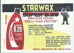 Buvard Starwax Super B 29 - Buvards, Protège-cahiers Illustrés