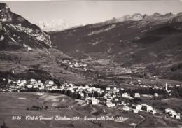 CAVALESE   /   Gruppo Delle Pale - Panorama   _  Viaggiata - Trento
