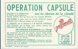Buvard Operation Capsule - Blotters