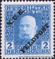�sterreich 1915, Mi. Feldpost 2 **