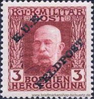 �sterreich 1915, Mi. Feldpost 3 **