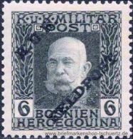 �sterreich 1915, Mi. Feldpost 5 **