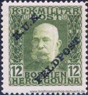 �sterreich 1915, Mi. Feldpost 7 **