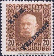 �sterreich 1915, Mi. Feldpost 8 **