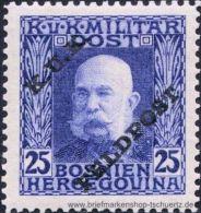 �sterreich 1915, Mi. Feldpost 9 **