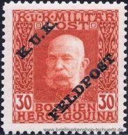 �sterreich 1915, Mi. Feldpost 10 **